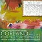 [수입] 옥스퍼드 뉴 컬리지 합창단의 20세기 합창음악 3집 - 코플랜드와 그의 동시대 미국 작곡가들