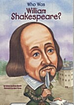 Who Was William Shakespeare? (Paperback)