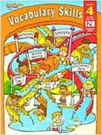 Vocabulary Skills: Reproducible Grade 4 (Paperback)