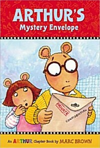Arthurs Mystery Envelope: An Arthur Chapter Book (Paperback)