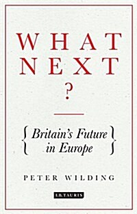 What Next? : Britains Future in Europe (Paperback)