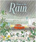 Home in the Rain (Hardcover)