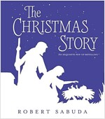 The Christmas Story : An Exquisite Pop-Up Retelling (Hardcover)