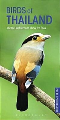 Birds of Thailand (Paperback)