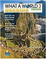 What a World Reading 3 (Paperback, 2nd)