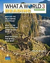 What a World Reading 3: Amazing Stories from Around the Globe (Paperback, 2, Revised)