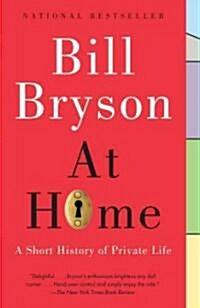 [중고] At Home: A Short History of Private Life (Paperback)