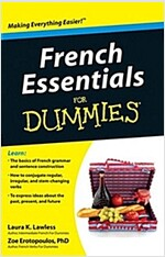 French Essentials for Dummies (Paperback)