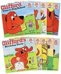 Clifford's Big Red Box Set (Paperback 10권)