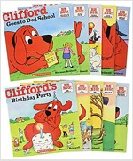 Clifford's Big Red Box Set (Paperback 10권)