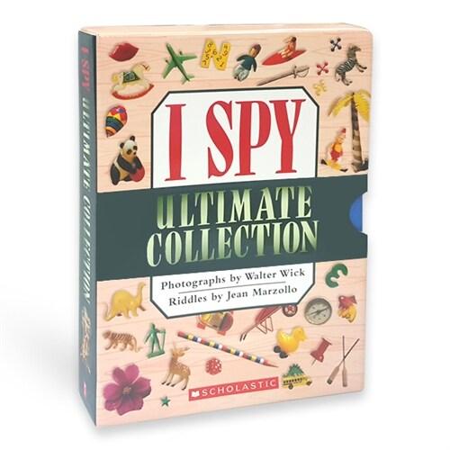 아이스파이 10 Books 박스 세트 I SPY - The Ultimate Collection (paperback)