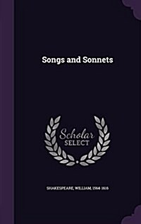 Songs and Sonnets (Hardcover)