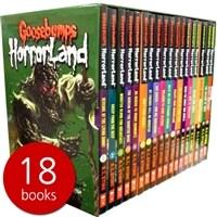 Goosebumps Horrorland Series #1~18권 Box Set (Paperback)
