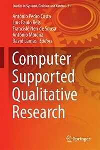 Computer supported qualitative research [electronic resource]