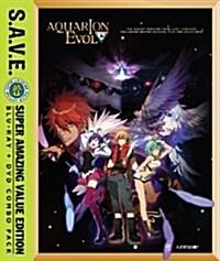 [수입] Aquarion Evol: Season Two - S.A.V.E. (아쿠에리온 EVOL 시즌 2)(한글무자막)(Blu-ray)