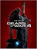 The Art of Gears of War 4 (Hardcover)