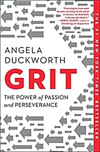 Grit: The Power of Passion and Perseverance (Paperback)