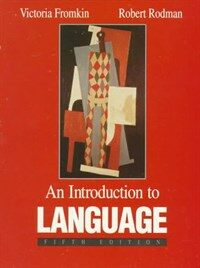 An introduction to language 5th ed