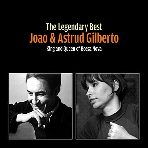 Joao & Astrud Gilberto - The Legendary Best: King And Queen 0f Bossa Nova [2CD 디지팩]
