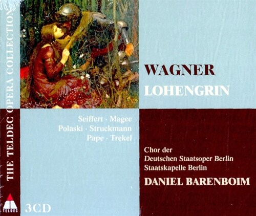 [수입] 바그너 : 로엔그린 [3CD]