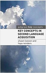 Key Concepts in Second Language Acquisition (Paperback)
