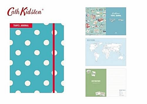 Cath Kidston: Travel Journal (Other)