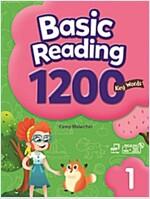 Basic Reading 1200 Key Words : Book 1 (Paperback)