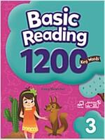 Basic Reading 1200 Key Words : Book 3 (Paperback)