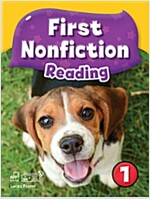 First Nonfiction Reading : Student Book 1 (Paperback)
