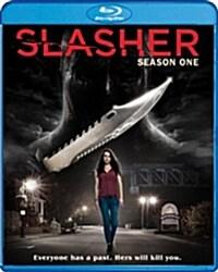 [수입] Slasher: Season 1 (슬래셔) (한글무자막)(Blu-ray)