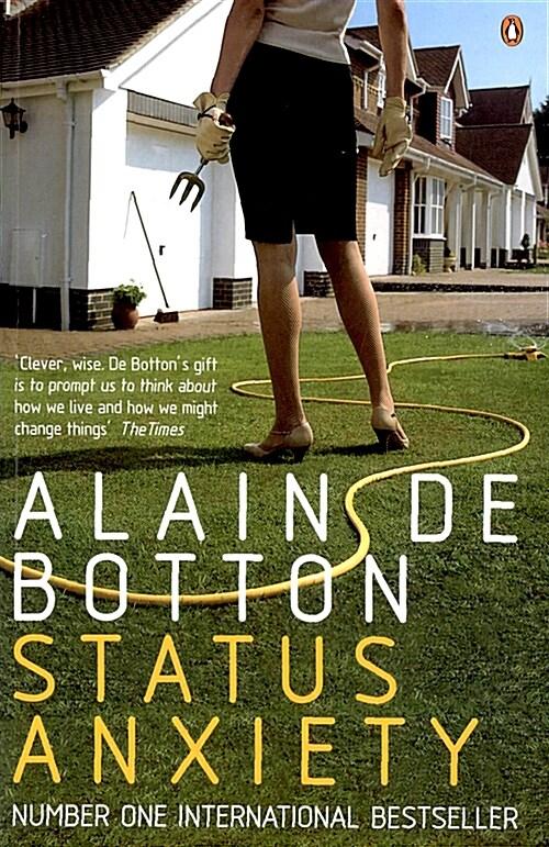 Status Anxiety (Paperback)