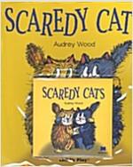 노부영 Scaredy Cats (원서 & CD) (Paperback + CD)