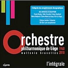 [수입] 리에쥬 필하모닉 오케스트라의 50주년 기념 전집 - 한정반 [50CD]
