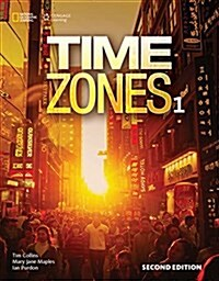 Time Zones 1 with Online Workbook (Paperback, 2)