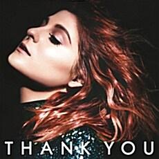 [수입] Meghan Trainor - Thank You [Limited 180g Colored 2LP]