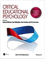 CRITICAL EDUCATIONAL PSYCHOLOGY (Paperback)