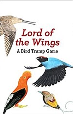Lord of the Wings : A Bird Trump Game (Hardcover)