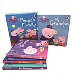 Peppa's Family (4 Board books)