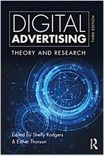 Digital Advertising : Theory and Research (Paperback, 3 New edition)