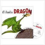 Pictory Set Pre-Step 31 : If I Had a Dragon (Hardcover + Audio CD)