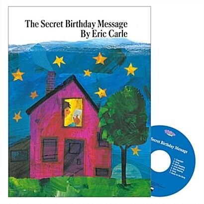 Pictory Set 2-02 / Secret Birthday Message, The (Paperback + CD )