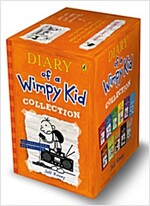 Diary of a Wimpy Kid Collection Box Set : Book 1-10 & DIY Book (영국판) (paperback)