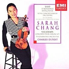 비외탕 : 바이올린 협주곡 5번 & 랄로 : 스페인 교향곡