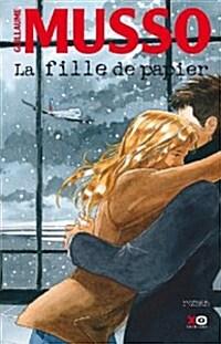 La Fille De Papier (French, Paperback)