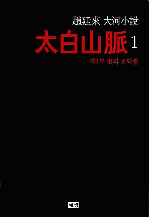 태백산맥 10 (반양장)