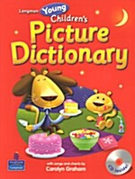 Longman Young Childrens Picture Dictionary (Paperback)