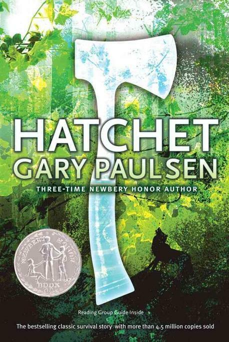 [중고] Hatchet (Paperback, 미국판)