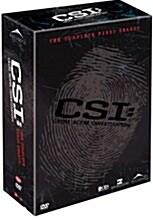 C.S.I 과학수사대 - 라스베가스 시즌 1 박스세트 (6disc)