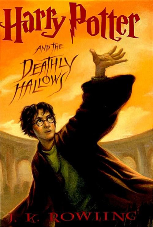 [중고] Harry Potter and the Deathly Hallows (Hardcover)