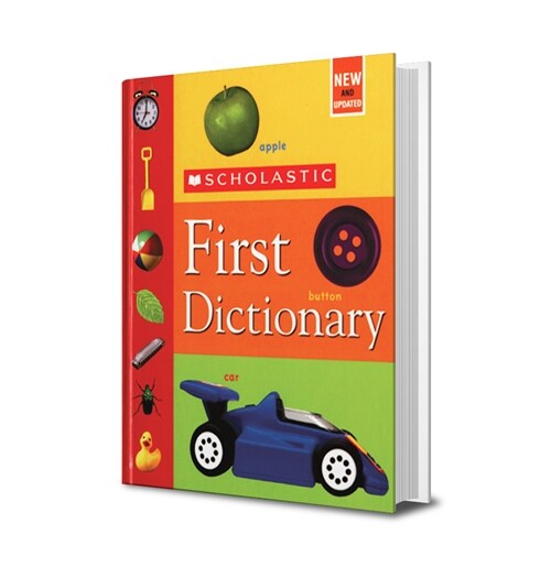 Scholastic First Dictionary (Hardcover, Revised)